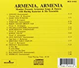 Armenia Armenia: Armenian Songs & Dances