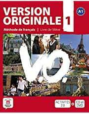 Version Originale, A1 Eleve (French Edition) (Spanish and French Edition)