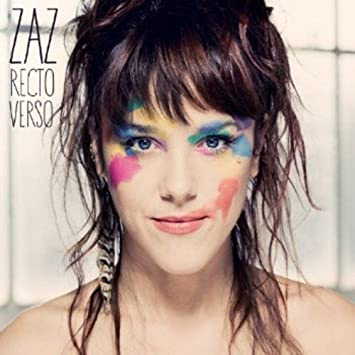 zaz album recto verso