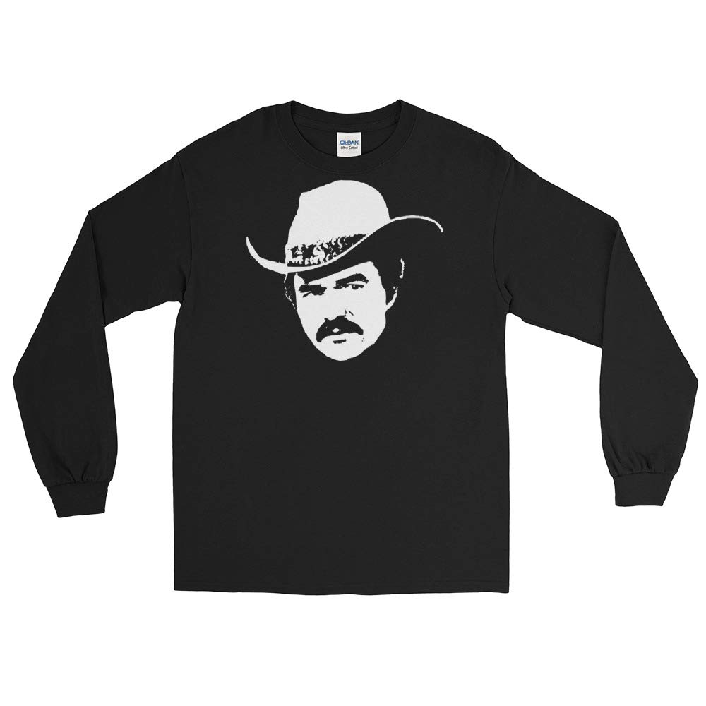 Marent Codde American Cowboy Action Actor Fan Long Sleeve T-Shirt