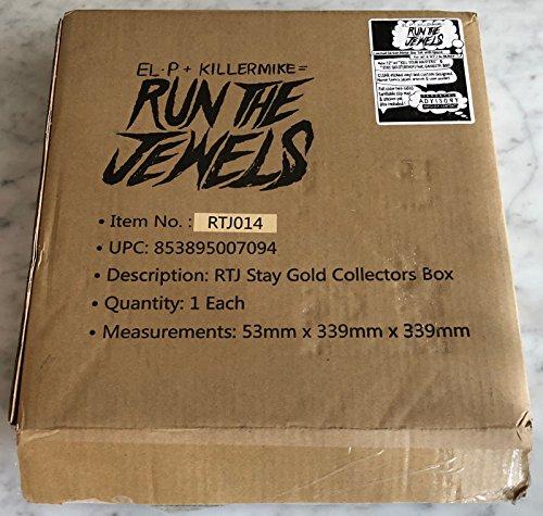 Run The Jewels: Stay Gold Jewel Box (Colored Vinyl) Vinyl 12