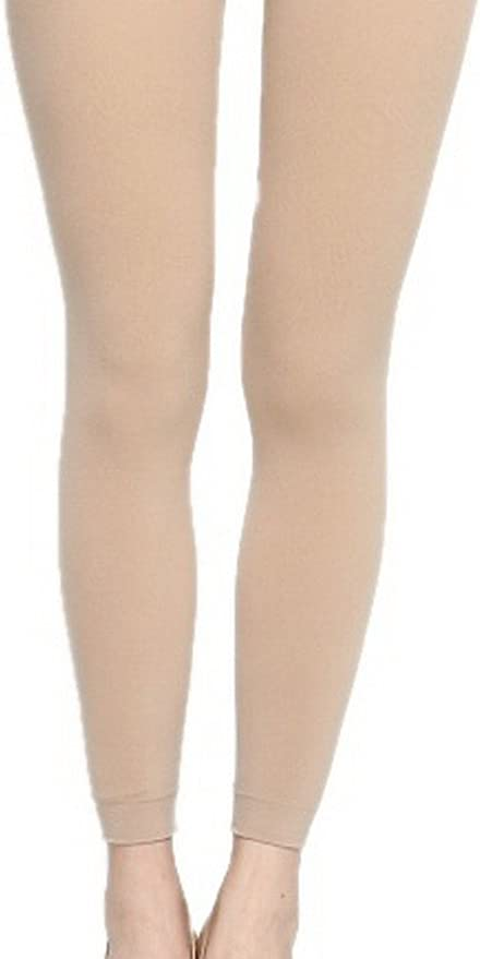 Bigood Femme Leggings Collant Elastique Haute Taille Pantalon Chaussure
