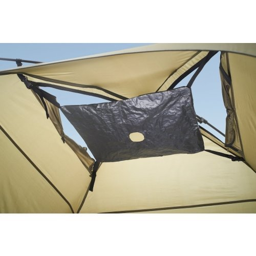 Easy Setup Lightspeed Outdoors 3-in-1 Polyester Privacy Shelter For Camping with Carry Bag by Lightspeed (Image #2)