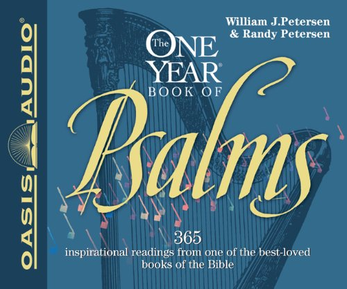 The One Year Book of Psalms: 365 Inspirational Readings From One of the Best-Loved Books of the Bible (Christian Perspective)