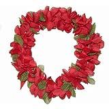 The Red Hawaii Elastic Headband