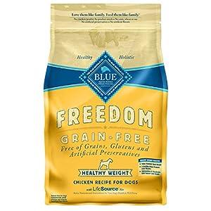 Blue Buffalo Freedom Grain-Free Recipe for Dog, Chicken, 24 lb