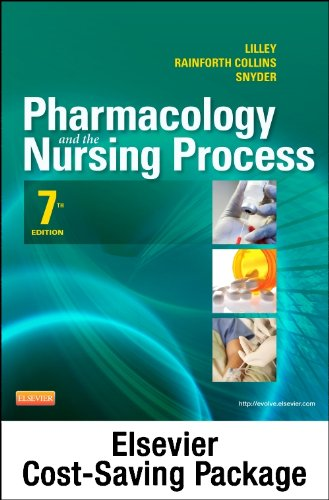 Pharmacology and the Nursing Process - Study Guide Package, 7e