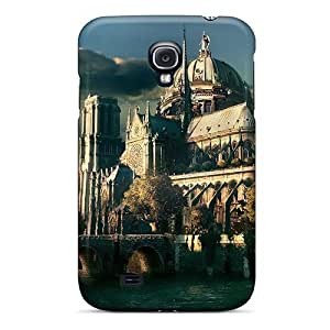Brand New S4 Defender Case For Galaxy (antique World)