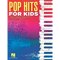 Pop Hits for Kids: Easy Piano