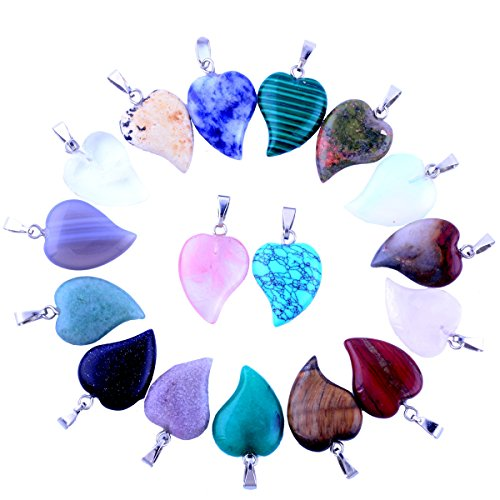 Pendants Healing Crystal Necklace Jewelry