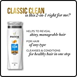 Pantene Pro-V Classic Clean 2-in-1 Shampoo and