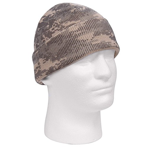 Digital ACU Camo Camoflauge Acrylic Watch Cap Hat Tactical Hunting Cap Outdoor Military
