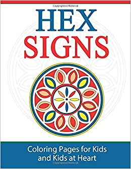hex signs coloring pages for kids kids at heart hands on art history volume 8 hands on art history 9781948344463 amazoncom books