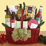 California Delicious Simply Organic Spa Gift Basket