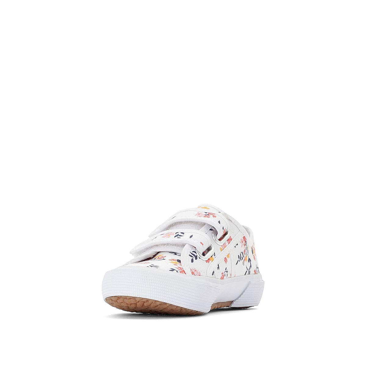 La Redoute Collections Big Girls Canvas Trainers White Size 37