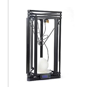 YNPGHG Impresora 3D Ultrabase Hotbed Y Nivelación Asistida, Reino ...