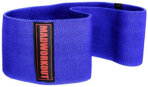 MADWORKOUT New Exercise Resistance Stretching Loop Band 4
