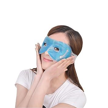 Y-Z Máscara De Ojos Máscara De Hielo Fría Y Caliente De Verano Bolsa De Hielo Linda