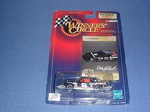 1988 Dale Earnhardt Sr #8 (Ralph Earnhardt Tribute) Busch Grand National Series Daytona 300 GM Monte Carlo Fastback 1/64 Scale Diecast Winners Circle (Error Card Shows Daytona 500 instead of 300)