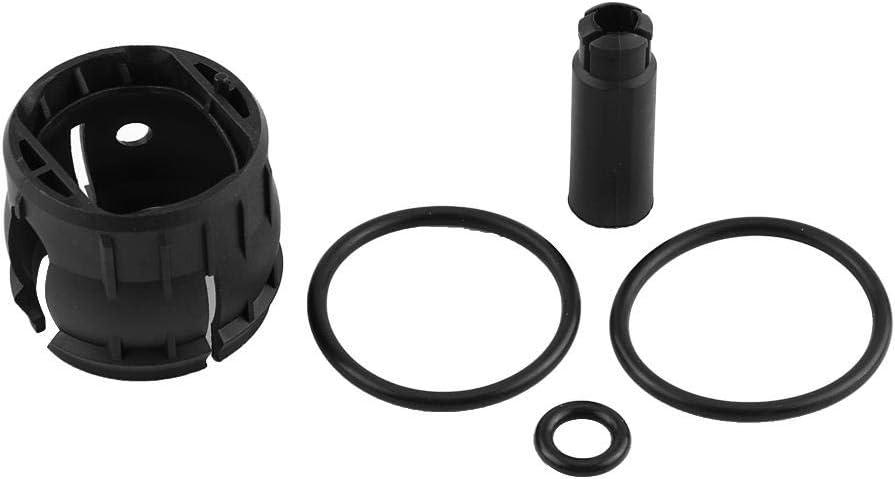 Shift Lever Repair Kit 5 Pcs ABS Gear Shift Stick Repair Bushing for Astra Combo Meriva Vectra