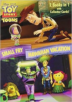 Toy Story Toons Small Fry Hawaiian Vacation Amazon Co Uk