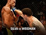 Anderson Silva vs. Chris Weidman UFC 162