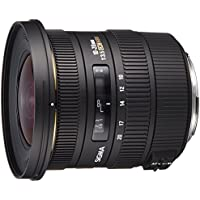 Sigma 10-20mm f/3.5 EX DC HSM ELD SLD Aspherical Super Wide Angle Lens for Canon Digital SLR Cameras Overview Review Image