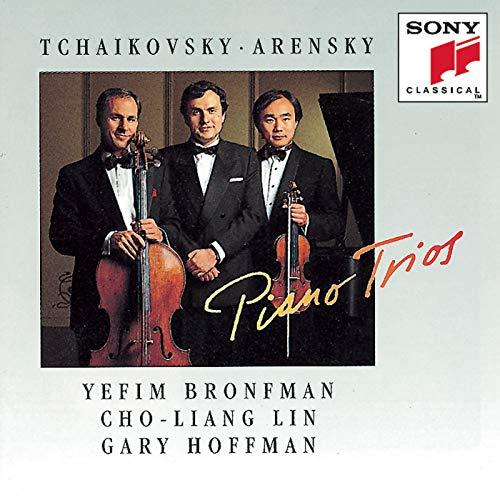 Tchaikovsky & Arensky: Piano Trios ()