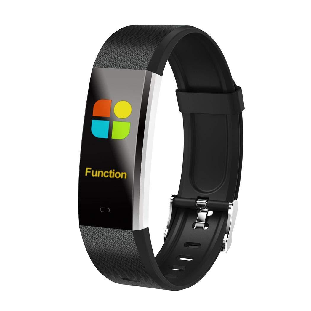 Redpol Smart Bracelet Heart Rate Pedometer Blood Pressure Monitor Fitness Wristband Fitness Trackers