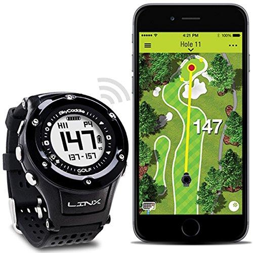 Skycaddie-Golf-LinxVue-Golf-GPS-Watch-with-Membership-Card