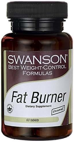 Fat Burner 60 Tabs by Swanson