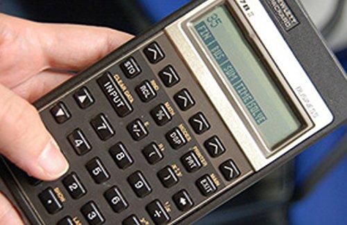 HP 17BII Financial Calculator by HP (Image #1)