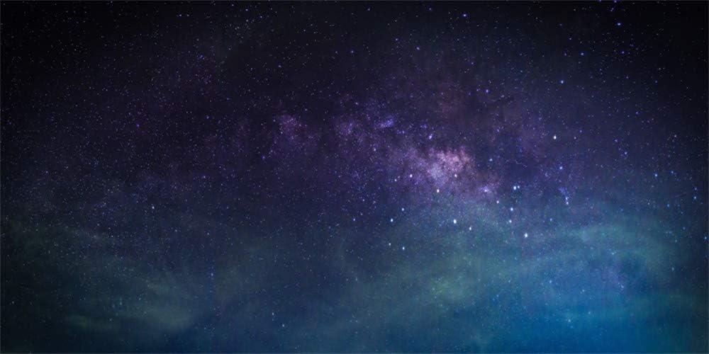 Amazon Com Aofoto 6x3ft Cosmic Starry Galactic Nebula Backdrop Banner Fantasy Night Sky Stars Milky Way Universe Galaxy Background Vinyl Kid Adult Astronomy Theme Party Event Decoration Poster Photos Prop Camera