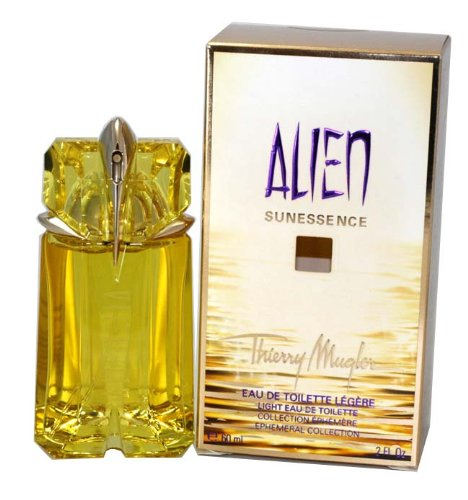Alien Sunessence Perfume by Thierry Mugler Light EDT Legere 2.0 Oz/60 Ml Ephemeral Collection 2009
