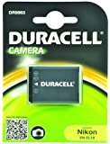 Duracell DR9963 Replacement Digital Camera Battery for Nikon EN-EL19 Battery 3.7V 700mAh Rechargeable Li-Ion