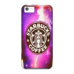Premium Tpu Starbucks Coffee Cover Skin For Iphone 5c