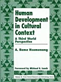 Human Development in Cultural Context: A Third World Perspective (Cross Cultural Research and Methodology)