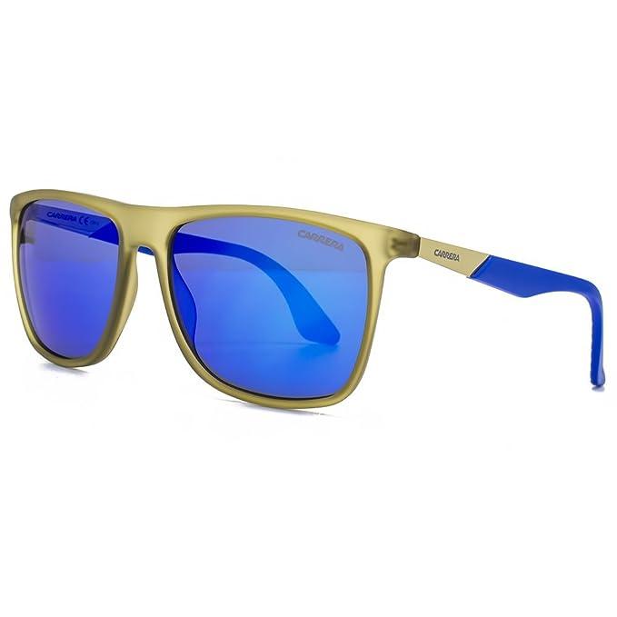 56 5018 Blu Sole Mjc Occhiali Da Specchio In Carrera Cedro 5018s vfCRqFCw