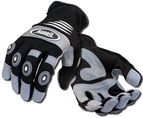 Ansell ProjeX 97-973 Medium Duty Work Glove, Medium by Ansell