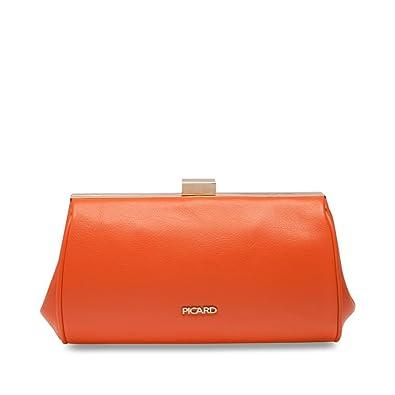 9111275a0a588 Picard FAME Handtasche ORANGE  Amazon.de  Bekleidung
