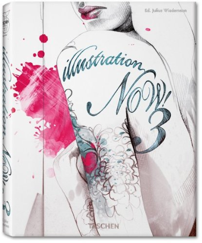 Illustration now! Ediz. italiana, spagnola e portoghese: Illustration Now! - Volume 3