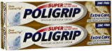 Super Poligrip Extra Care Denture Adhesive Cream with Poliseal - 2.2 oz - 2 pk