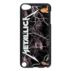 Metallica Personalized Music Case for IPod Touch 5th