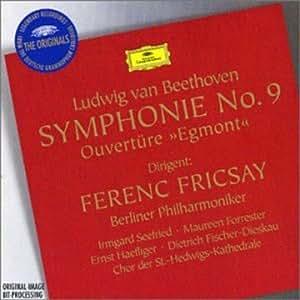 Symphony No 9 Egmont Over