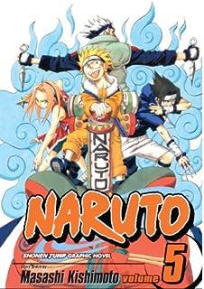 Naruto Volume 1: Tests of the Ninja v. 1: Amazon.es: Masashi ...