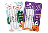 Softlips Lip Protectant 2018 Limited Edition Holiday Set SPF20 (6 New Flavors)