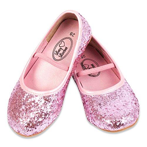 Lucy Locket - Ballerines à Paillettes - Chaussures de déguisement - Taille 32