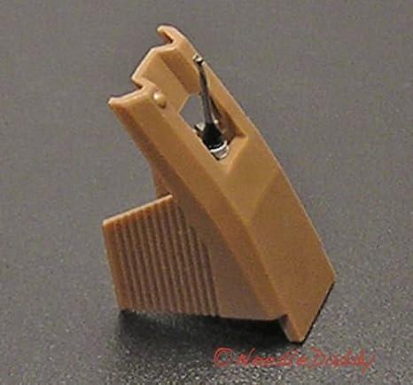 Elíptica - Actualización de aguja para tocadiscos JVC al-f30 F-330 ...