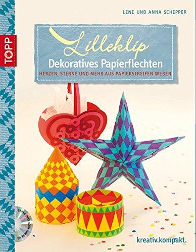 Lilleklip Dekoratives Papierflechten Einfache Modelle Aus