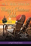 Maria's Christmas Table (Angelo's Hearth Seattle Romance Book 3)